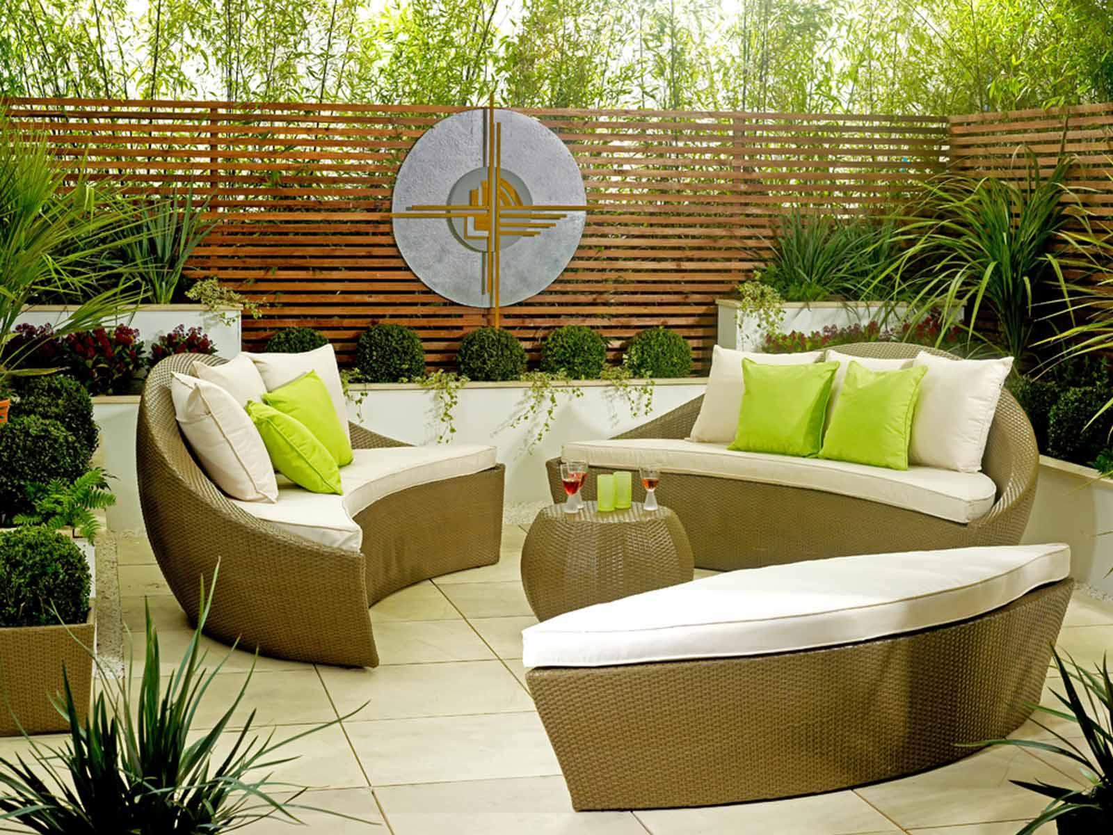 arredo giardino | montanari giardini - Arredamento Terrazzo Esterno