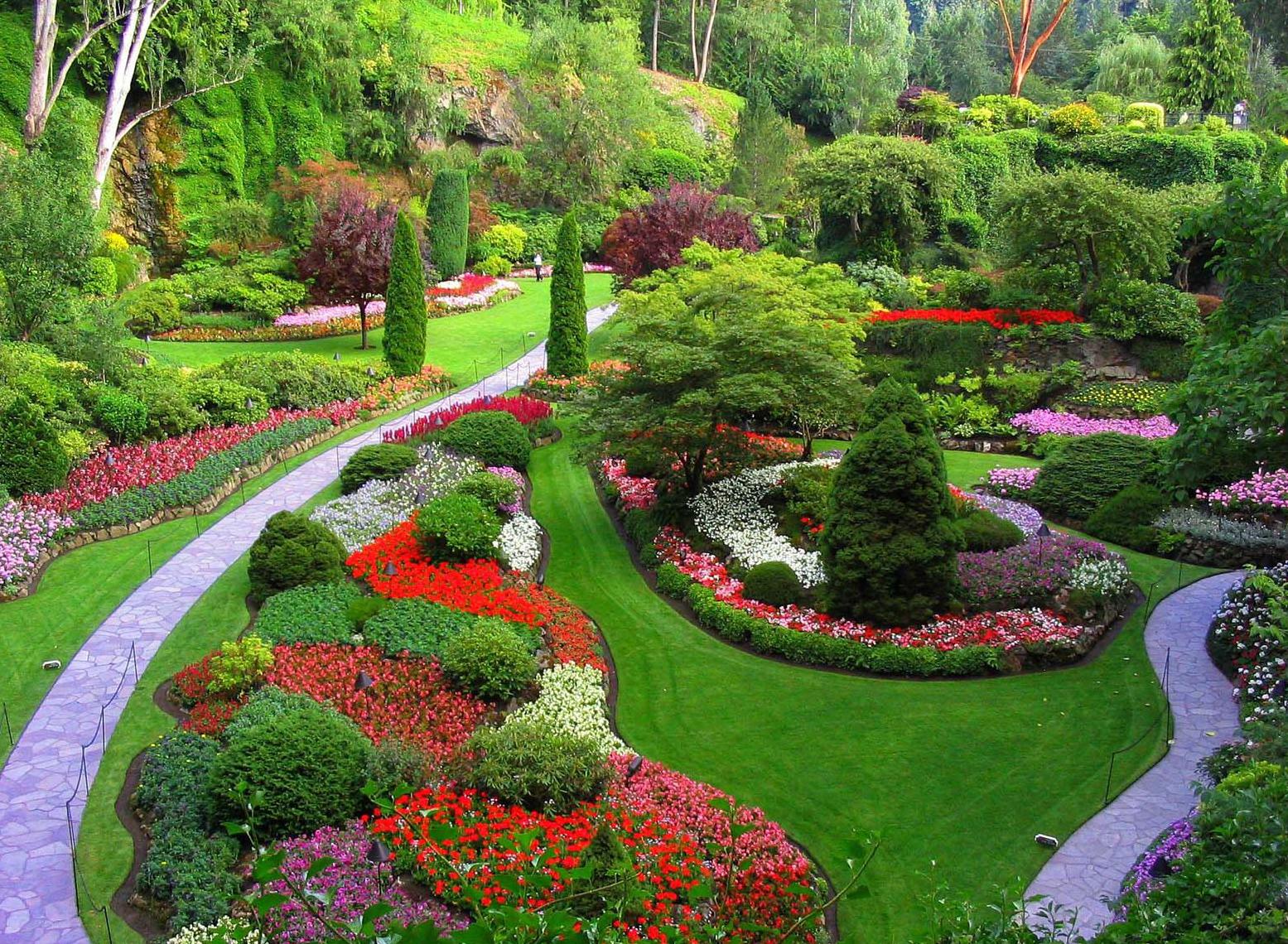 Progettazione giardini montanari giardini for Architettura giardini